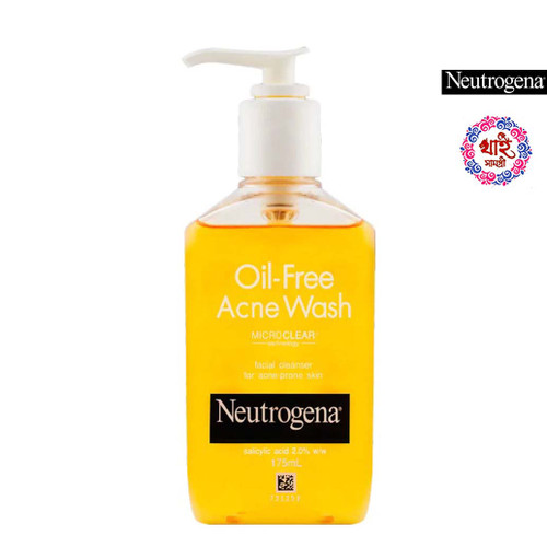 Neutrogena Acne Care Oil Free Wash 175ml.
