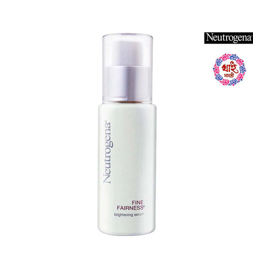 Neutrogena Fine Fairness Brighthening Serum 30ml.