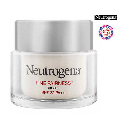 Neutrogena Fine Fairness Cream SPF 22 PA++50g