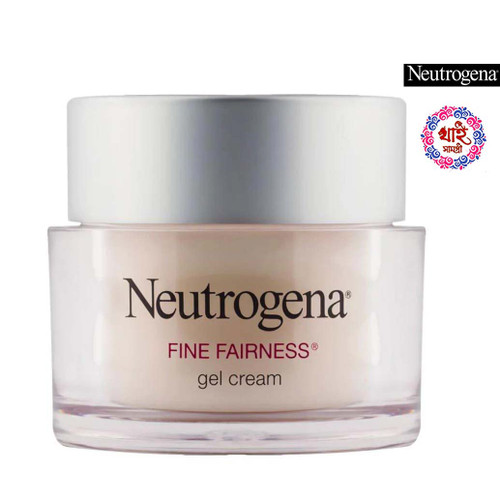 Neutrogena Genynne Fine Gel Cream 50 g