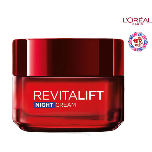 Loreal Paris Revital Lift Night Cream Anti-Wrinkle + Firming 50 ml Night Formula
