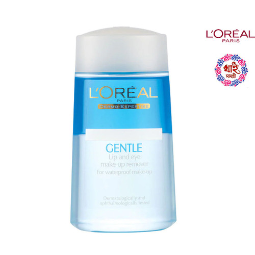 L'Oreal Paris Gentle Lip And Eye Remover 125ml