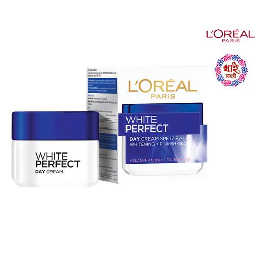 L'Oreal White Perfect Day Cream SPF17