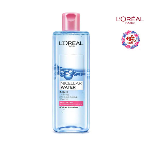 L'Oréal Paris Mycela Water Moisture Rising 400 ml.