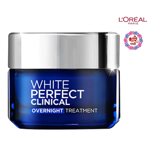 L'OREAL PARIS WHITE PERFECT LASER NIGHT CREAM