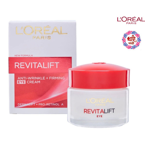 L'Oreal Paris Revitalift Anti-Wrinkle +Firming Eye Cream 15 Ml.