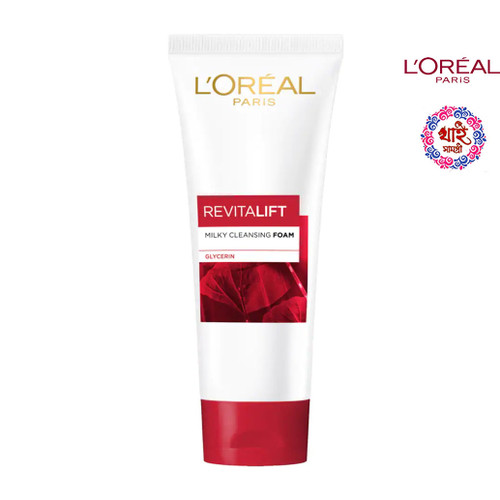 L'Oreal Paris Revitalift Anti-Wrinkle + Firming Milk Foam 100 Ml.