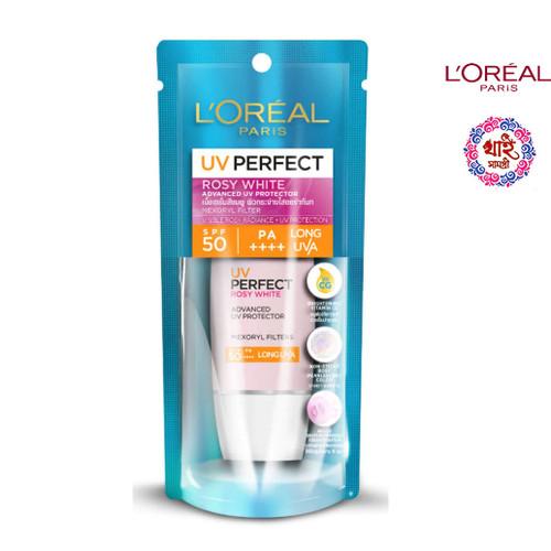 L'Oreal UV Perfect Instant White SPF50+PA++++ 30 Ml.