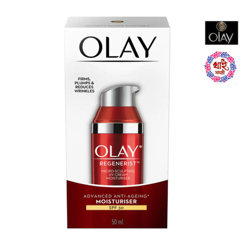 Olay Regenerist Micro-Sculpting UV Cream SPF30 50 G.