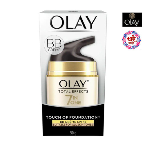 Olay Total Effects Touch of Foundation BB Cream SPF 15 50 g