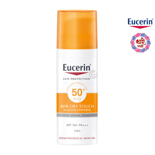 Eucerin Sun Dry Touch Acne Oil 50ml