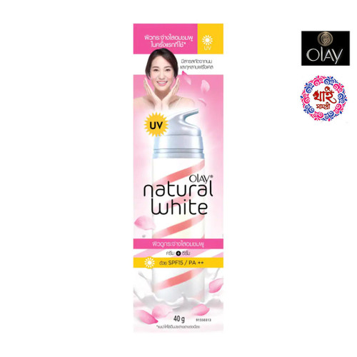 Olay Natural White Pink Kitchen Fair Day SPF 15 PA ++ 40 g