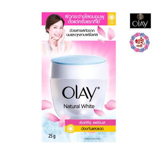 Olay Natural White Face Pink Shine 25 G.