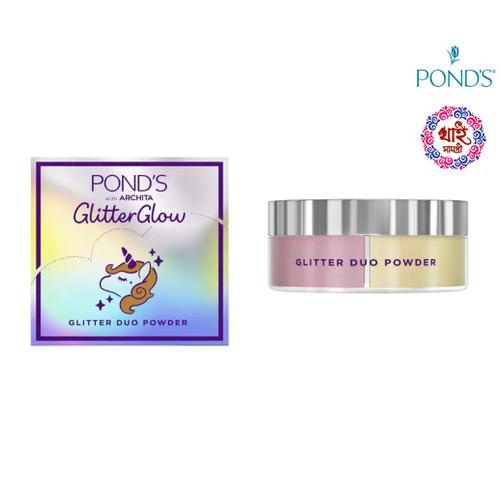 Pond's Glitter Glow Duo Power 5 G.