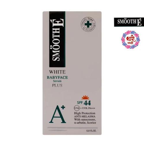 Smooth E White Babyface Serum Plus SPF 44