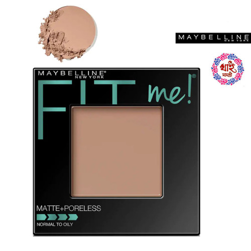 Maybelline Fit with Matt and Porcelain Powder #Pure Beige