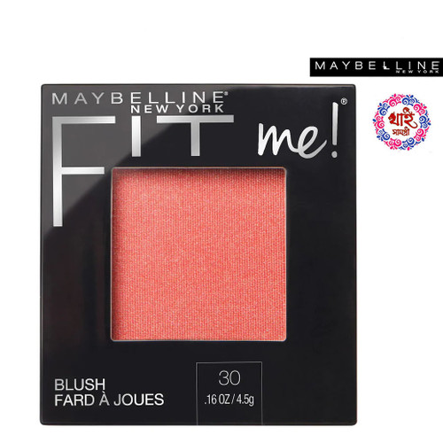Maybelline Fit has blush-rose