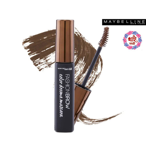 Maybelline Fashion Brow Color Drama Mascara - Deep Brown