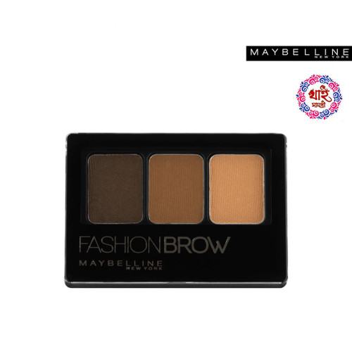 Maybelline Fashion Brow Pallet 3 g. BR-3