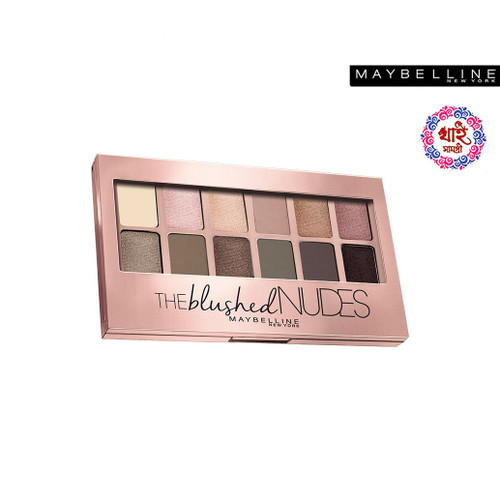 Maybelline New York The Blush Nude Palette