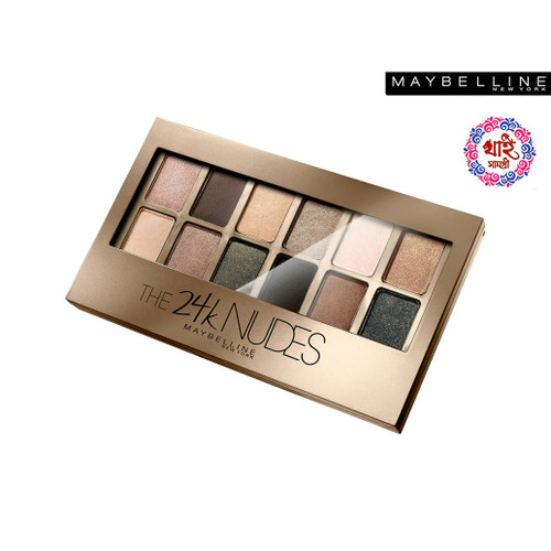 Maybelline The 24K Nude Pallets 9g