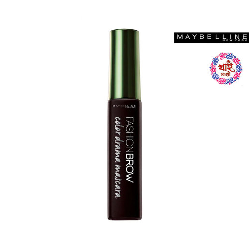 Maybelline Fashion Brow Color Drama Mascara - Creamy Olive