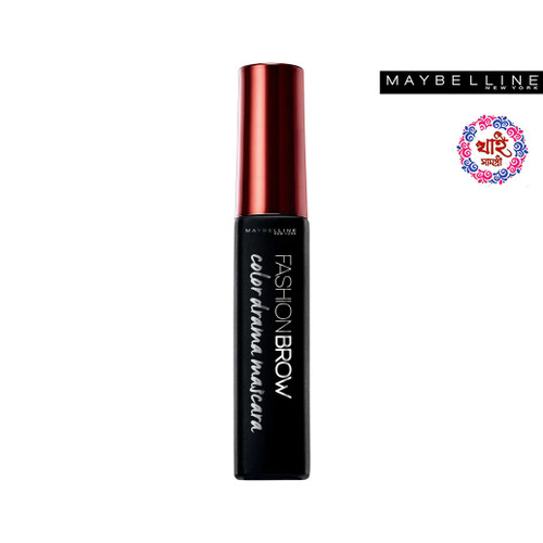 Maybelline Fashion Brow Color Drama Mascara - Tempe Taste Burgundy