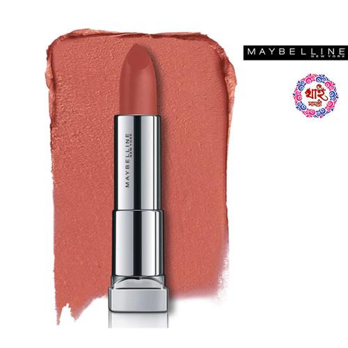 Maybelline New York Lipstick Matt Nude Collection Beardare Color 3.9 g.
