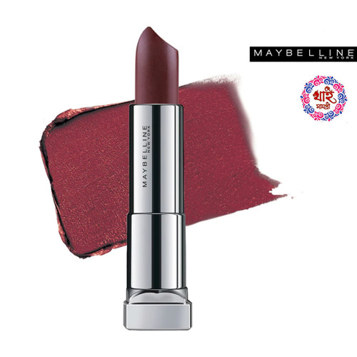 Maybelline The Powder Mat by Color Sensation Mrd 15 Rose Wood Red