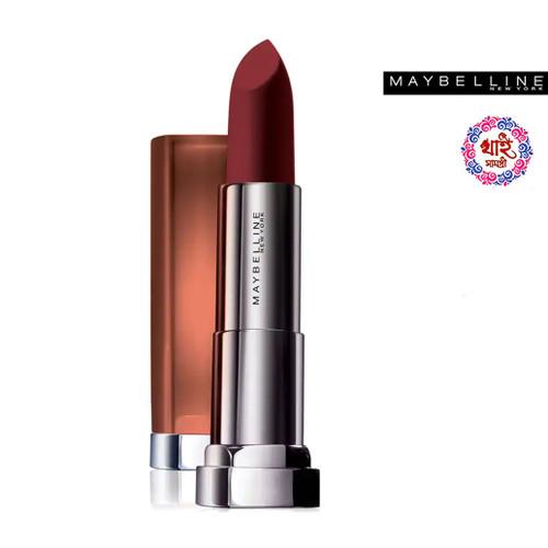 Maybelline New York Lipstick Int-Matt Nude Color Collection MNU 15 Pretty Pleasure 3.9 g.