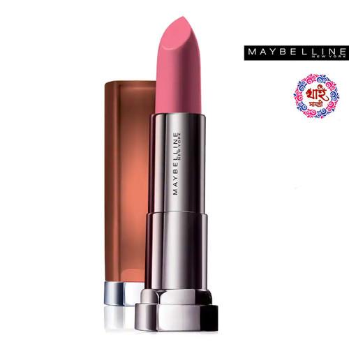 Maybelline New York Lipstick Inti-Matte Nude Collection #MNU 16 Smitten 3.9 g
