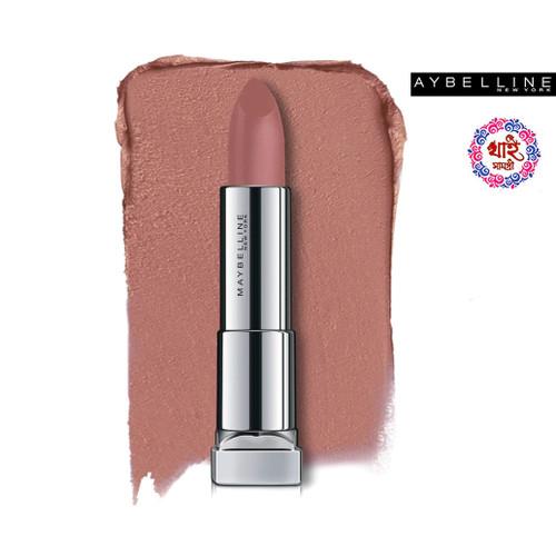 Maybelline New York Lipstick Inti-Matte Nude Collection #Illusion 3.9 g