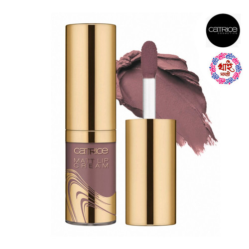 Katrice Blessing Browns Matt Lip Cream #C 04 Plum Sucree