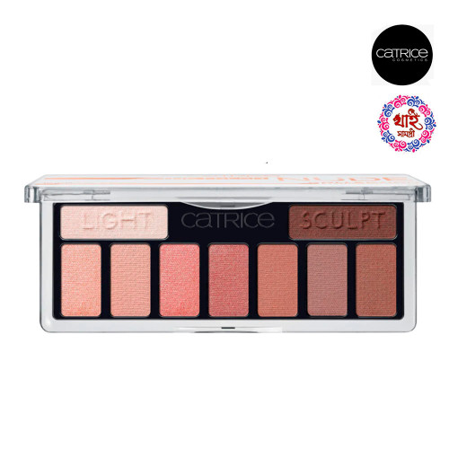 Catrice Fresh Nude Collection Eyeshadow Palette 10g # 010 Newly Nude