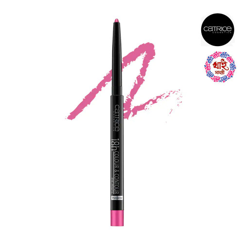 Catrice 18h Colour & Contour Eye Pencil #90 Who Cares What They Pink 0.3 g.