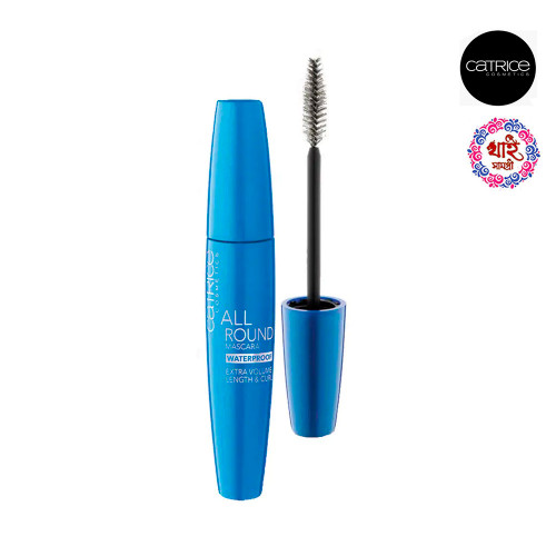 Catrice Allround Mascara Waterproof 010 Blackest Black
