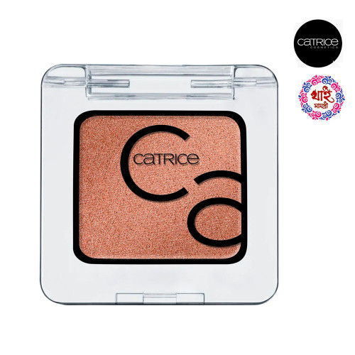 Catrice Art Couleurs Eyeshadow 2g. #110 Chocolate cake by the ocean