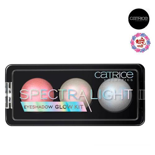 Catri's Ultra Light Eye Shadow Glow Kit 2g # 010 Manic Pixie Dream Girl