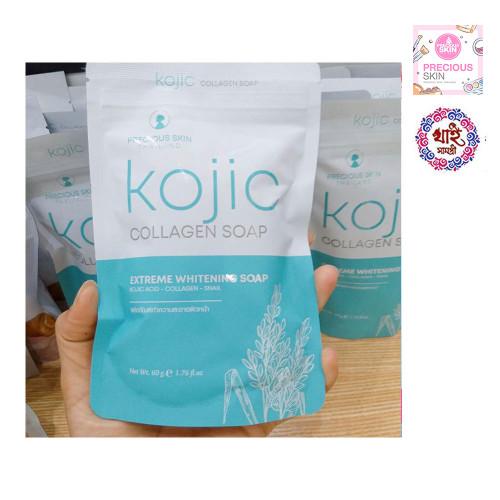 Kojic Collagen Soap