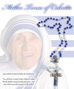 Saint Mother Teresa of Calcutta Rosary