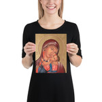 Our Lady of Korsun 8 x 10 Print