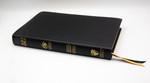 Black Bonded Leather Bible