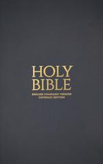 Gray Hardcover Bible