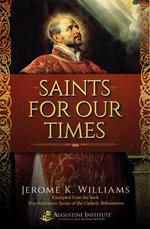 Saints for Our Times/ Santos Para Hoy