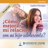 Como mejorar mi relacion con mi hijo adolescente? (CD)