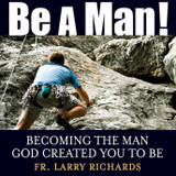 Be a Man! Audiobook
