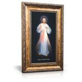 Divine Mercy Framed Canvas