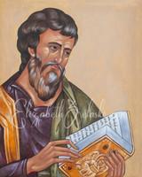 Gospel Writer Matthew Print