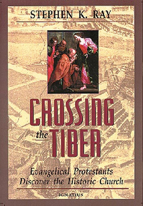 Cover of Crossing the Tiber