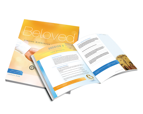 Beloved: Marriage Enrichment - Couple's Guide (5-Pack)